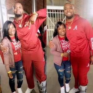 Kavondra attended Alabama Crimson Tide vs. Western Carolina - NCAA Football on Nov 23rd 2019 via VetTix