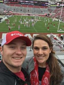 Amanda attended Alabama Crimson Tide vs. Western Carolina - NCAA Football on Nov 23rd 2019 via VetTix