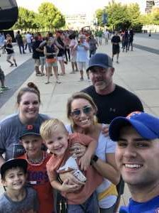 Brent attended Advocare Classic: Oregon Ducks vs. Auburn Tigers - NCAA Football on Aug 31st 2019 via VetTix