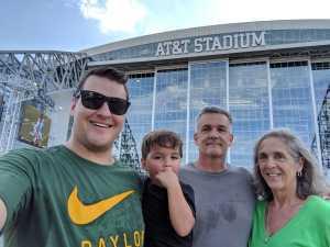 Shane attended Advocare Classic: Oregon Ducks vs. Auburn Tigers - NCAA Football on Aug 31st 2019 via VetTix