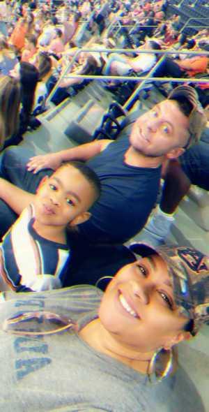 DiAntha attended Advocare Classic: Oregon Ducks vs. Auburn Tigers - NCAA Football on Aug 31st 2019 via VetTix