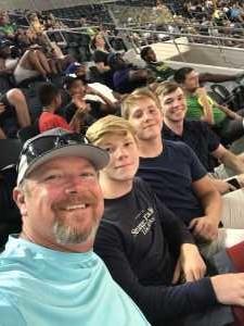 Bruce attended Advocare Classic: Oregon Ducks vs. Auburn Tigers - NCAA Football on Aug 31st 2019 via VetTix