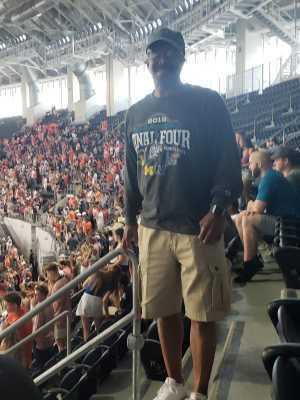 Steven attended Advocare Classic: Oregon Ducks vs. Auburn Tigers - NCAA Football on Aug 31st 2019 via VetTix