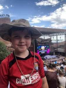 Amy attended Kidz Bop World Tour 2019 on Sep 1st 2019 via VetTix