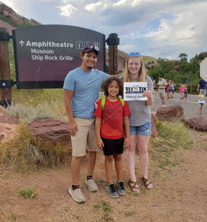 Elard attended Kidz Bop World Tour 2019 on Sep 1st 2019 via VetTix