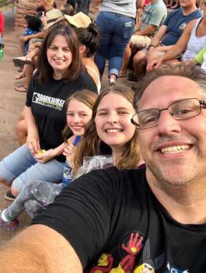 Nate attended Kidz Bop World Tour 2019 on Sep 1st 2019 via VetTix