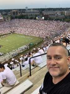 Joe B.  attended Auburn Tigers vs. Tulane Green Wave- NCAA Football on Sep 7th 2019 via VetTix