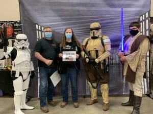 Click To Read More Feedback from Gem State Comic Con