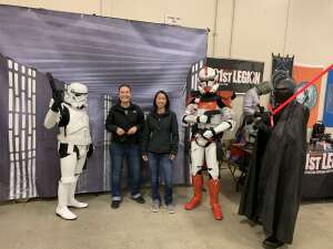 Deanna Ho attended Gem State Comic Con on Apr 10th 2021 via VetTix