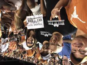 Juan Ortiz attended University of Texas Longhorns vs. Louisiana Tech - NCAA Football on Aug 31st 2019 via VetTix