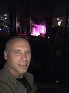 Peter attended Bush & +live+ - the Altimate Tour - Alternative Rock on Sep 6th 2019 via VetTix