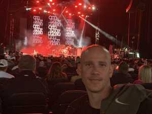 Eric attended Bush & +live+ - the Altimate Tour - Alternative Rock on Sep 6th 2019 via VetTix