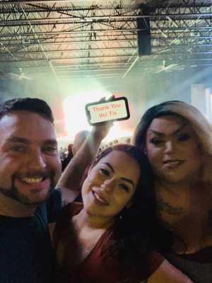 John attended Rascal Flatts: Summer Playlist Tour 2019 - Country on Aug 30th 2019 via VetTix