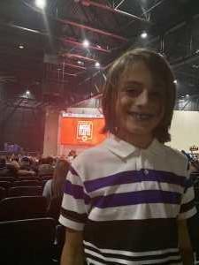 Jeffrey attended Rascal Flatts: Summer Playlist Tour 2019 - Country on Aug 30th 2019 via VetTix