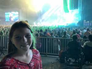 James attended Rascal Flatts: Summer Playlist Tour 2019 - Country on Aug 30th 2019 via VetTix
