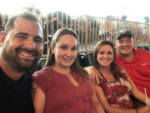 Ryan attended Rascal Flatts: Summer Playlist Tour 2019 - Country on Aug 30th 2019 via VetTix