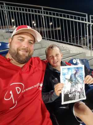 John attended Philadelphia Phillies vs. New York Mets - MLB on Sep 1st 2019 via VetTix