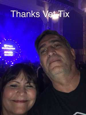cooney attended The Australian Pink Floyd Show - All That You Love World Tour 2019 on Sep 10th 2019 via VetTix