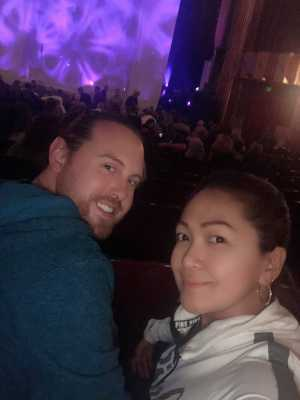 Kevin attended The Australian Pink Floyd Show - All That You Love World Tour 2019 on Sep 10th 2019 via VetTix