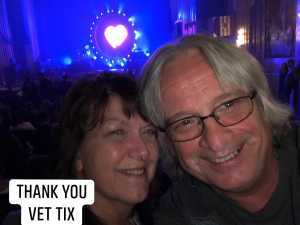 Ricky attended The Australian Pink Floyd Show - All That You Love World Tour 2019 on Sep 10th 2019 via VetTix