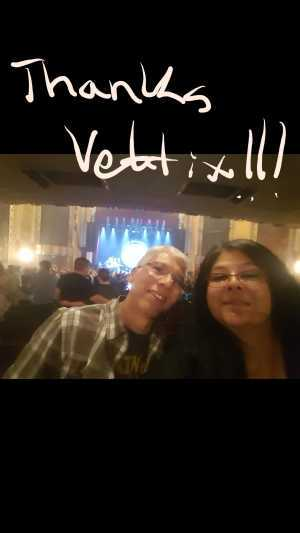 Manuel attended The Australian Pink Floyd Show - All That You Love World Tour 2019 on Sep 10th 2019 via VetTix