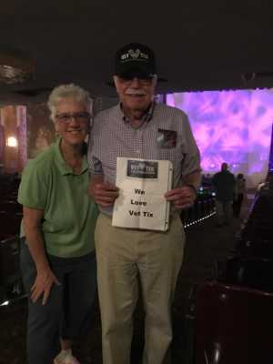 Larry attended The Australian Pink Floyd Show - All That You Love World Tour 2019 on Sep 10th 2019 via VetTix