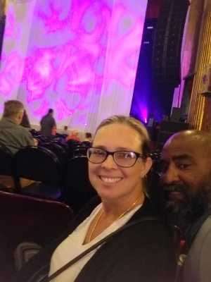 Sumchai attended The Australian Pink Floyd Show - All That You Love World Tour 2019 on Sep 10th 2019 via VetTix