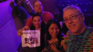 Shawn attended The Australian Pink Floyd Show - All That You Love World Tour 2019 on Sep 10th 2019 via VetTix