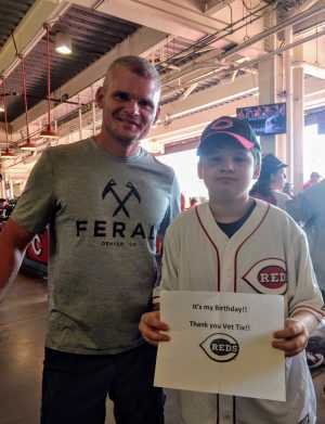 Click To Read More Feedback from Cincinnati Reds vs. New York Mets - MLB