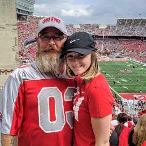 Click To Read More Feedback from Ohio State Buckeyes Football vs. Cincinnati Bearcats - NCAA Football