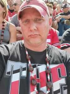 Jason attended Ohio State Buckeyes Football vs. Cincinnati Bearcats - NCAA Football on Sep 7th 2019 via VetTix