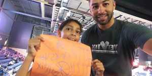 Christopher attended Washington Mystics vs. Dallas Wings - WNBA on Sep 6th 2019 via VetTix