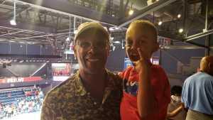 David attended Washington Mystics vs. Dallas Wings - WNBA on Sep 6th 2019 via VetTix