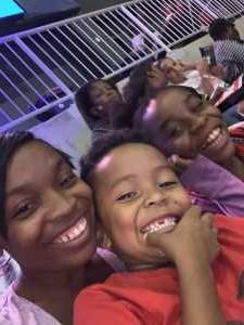 Ebony attended Washington Mystics vs. Dallas Wings - WNBA on Sep 6th 2019 via VetTix