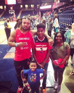 ER attended Washington Mystics vs. Dallas Wings - WNBA on Sep 6th 2019 via VetTix