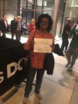 Ethel attended Washington Mystics vs. Dallas Wings - WNBA on Sep 6th 2019 via VetTix