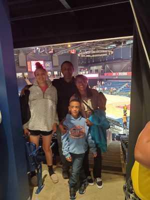 Lessie attended Washington Mystics vs. Dallas Wings - WNBA on Sep 6th 2019 via VetTix