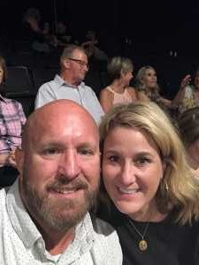Anthony attended Toby Keith W/ Kyle Parks & Jon Wolfe - Theatre at Grand Prairie - Reserved Seats on Sep 5th 2019 via VetTix