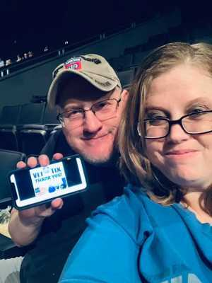 David attended Toby Keith W/ Kyle Parks & Jon Wolfe - Theatre at Grand Prairie - Reserved Seats on Sep 5th 2019 via VetTix