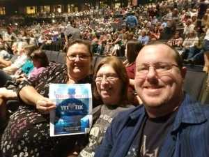 Scott attended Toby Keith W/ Kyle Parks & Jon Wolfe - Theatre at Grand Prairie - Reserved Seats on Sep 5th 2019 via VetTix