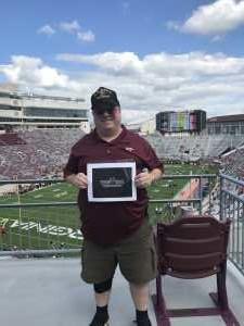 Jim attended Virginia Tech Hokies vs. Old Dominion - NCAA Football on Sep 7th 2019 via VetTix