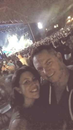 Richard attended Blink-182 & Lil Wayne on Sep 8th 2019 via VetTix