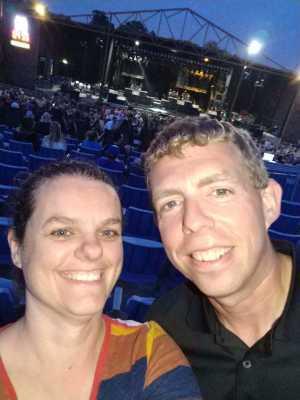 James attended Blink-182 & Lil Wayne on Sep 8th 2019 via VetTix