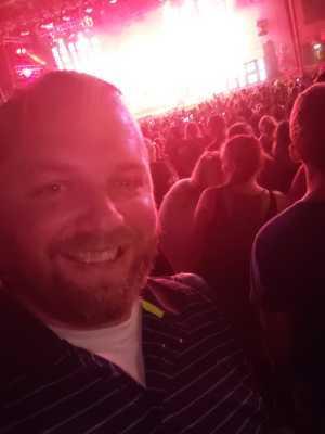 Stephen attended Blink-182 & Lil Wayne on Sep 8th 2019 via VetTix