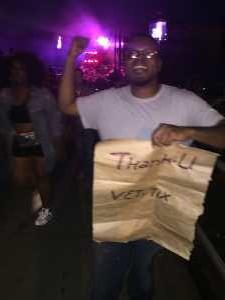 Stephan attended Blink-182 & Lil Wayne on Sep 8th 2019 via VetTix