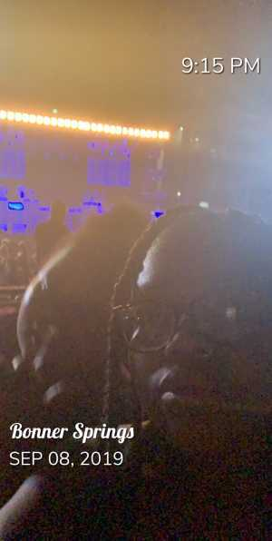 Tashyra attended Blink-182 & Lil Wayne on Sep 8th 2019 via VetTix