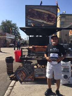 Matt attended Arizona State Fair - Armed Forces Day - Valid October 18th Only on Oct 18th 2019 via VetTix