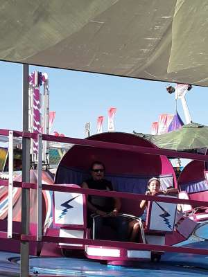 JESSE attended Arizona State Fair - Armed Forces Day - Valid October 18th Only on Oct 18th 2019 via VetTix