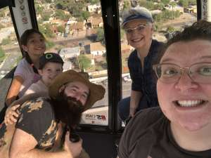 Courtney attended Arizona State Fair - Armed Forces Day - Valid October 18th Only on Oct 18th 2019 via VetTix