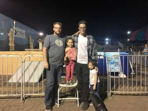Sean attended Arizona State Fair - Armed Forces Day - Valid October 18th Only on Oct 18th 2019 via VetTix
